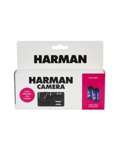 HARMAN REUSABLE CAMERA AND KENTMERE FILM