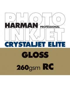 HARMAN CRYSTALJET ELITE 260gsm Gloss Roll