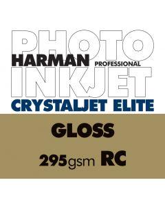 HARMAN CRYSTALJET ELITE 295gsm Gloss Sheets