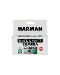 ILFORD HP5+ SINGLE USE CAMERAS WITH PROCESS PAID ENVELOPE FOR HARMAN LAB