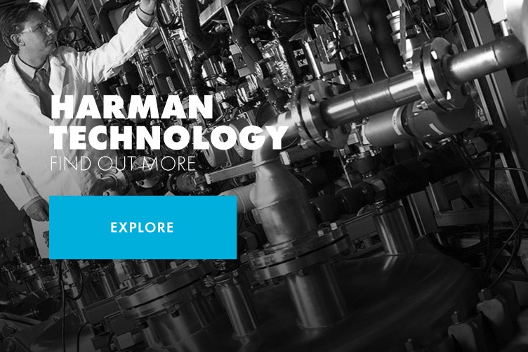 harman technology hero banner