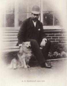 Alfred Harman