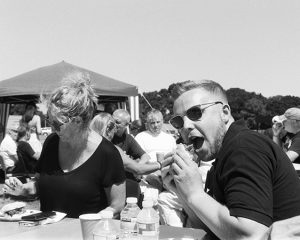 2018 Summer Hog Roast at HARMAN technology